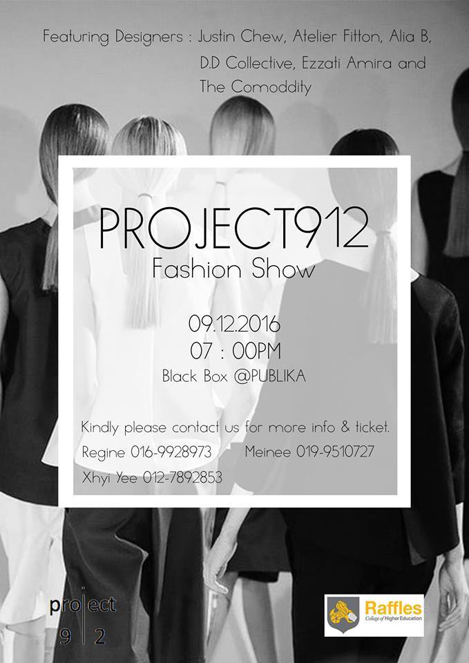 Project912 Fashion Show