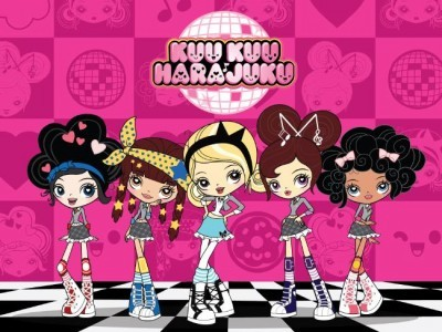Nickelodeon to Premiere New Animated Series Kuu Kuu Harajuku from Global Superstar Gwen Stefani