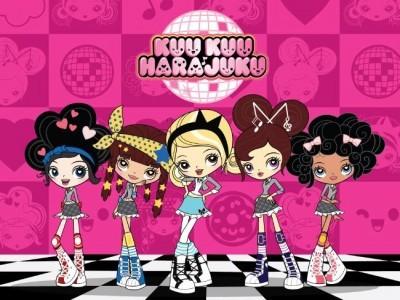 Nickelodeon to Premiere New Animated Series Kuu Kuu Harajuku from Global Superstar Gwen Stefani
