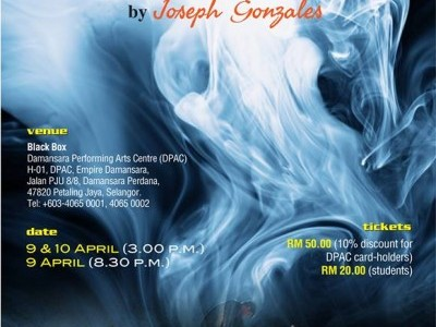 Seru - A Mixed-bill of Contemporary Dance by Joseph Gonzales