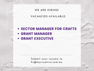 Grants Management Vacancies