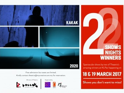 Theatrix Winners To perform On 18 & 19 March 2017