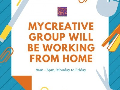 MyCreative Work From Home During CMCO