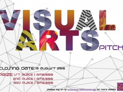 Visual Arts Pitch