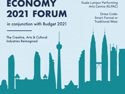 Creative Economy 2021 Forum
